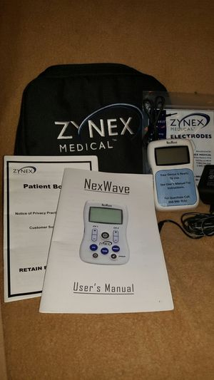 Zynex medical current stimulater. New for Sale in West Palm Beach, FL