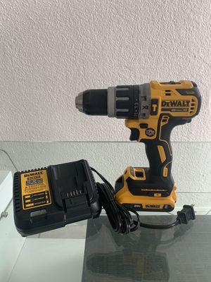 DeWalt 20V XR Medium Duty Hammer Drill Driver DCD796 for Sale in Miami, FL