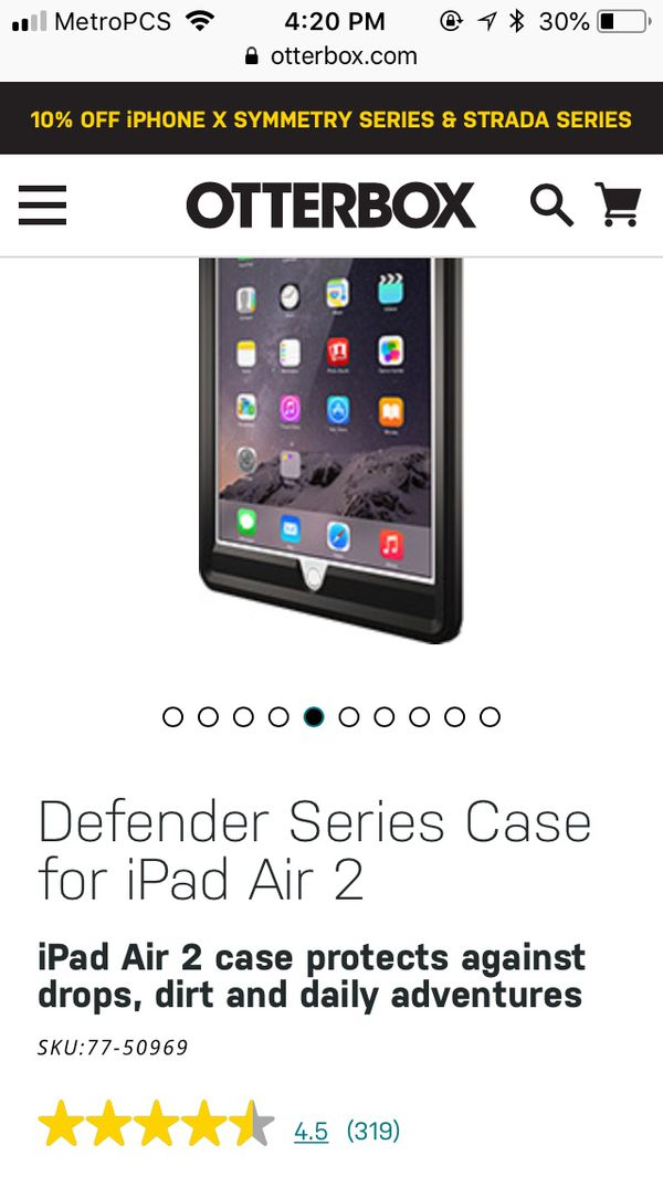 I got a OtterBox iPhone 7 Plus case iPad air2 cases And your phone