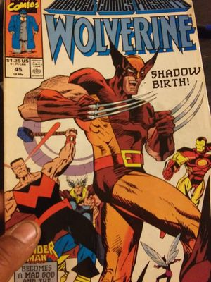 Wolverine comic old for Sale in Los Angeles, CA