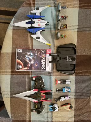Starlink Nintendo switch (Starfox edition) for Sale in Akron, OH