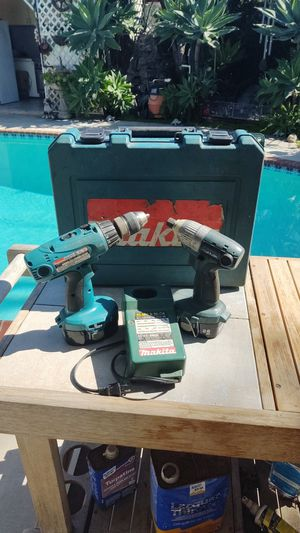 Makita 18v kit for Sale in Los Angeles, CA