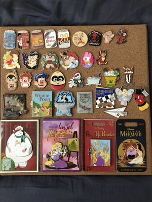 Disney pins (READ DESCRIPTION) for Sale in City of Industry, CA