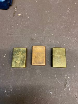 Zippo lighters for Sale in East Providence, RI