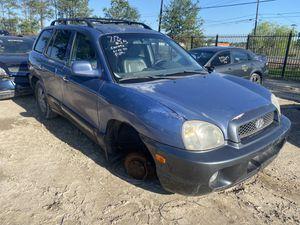 2001 Hyundai Santa Fe 2.7L For Parts for Sale in Houston, TX