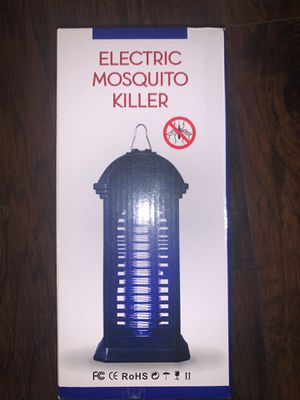 Electric Mosquito Killer for Sale in Perris, CA