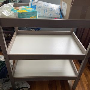 IKEA Crib, Mattress And Changing Table for Sale in Weymouth, MA
