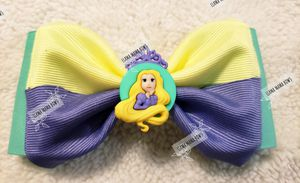 Rapunzel hair bow for Sale in Chicago, IL