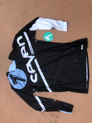 Seven mx rival jersey, size large for Sale in Tustin, CA