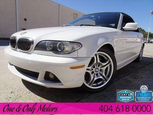 2005 BMW 3 Series for Sale in Doraville, GA