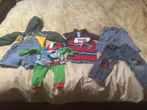 2T boys clothes lot $5 for all for Sale in Atlanta, GA
