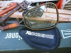 I think it's a tennis racket for Sale in Indianapolis, IN