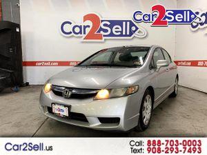 2009 Honda Civic Sdn for Sale in Hillside, NJ
