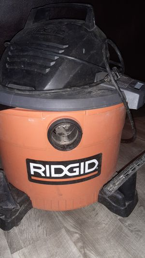 Rigid shop vac for Sale in Cleveland, OH
