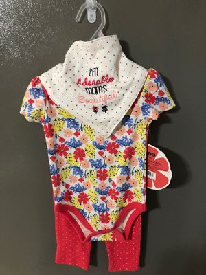 6/9 Months Old Baby Girl Summer Clothe for Sale in Hialeah, FL