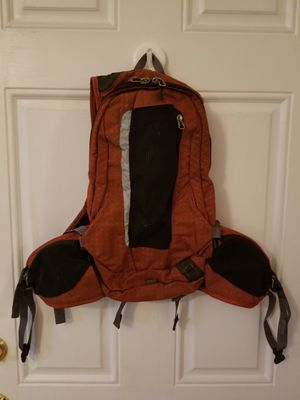 Patagonia orange hiking day pack backpack for Sale in Snohomish, WA