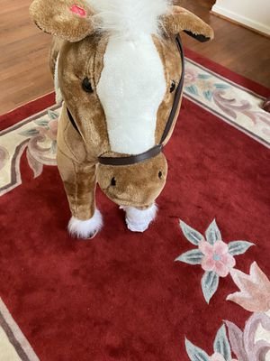 Stuffed horse doll for Sale in Vienna, VA