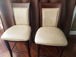 Two dining room chairs ONLY for Sale in Fresno, CA