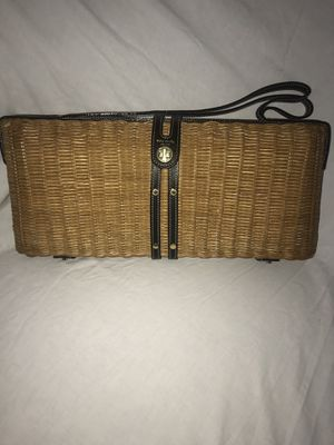 Kate Spade New York Woven Straw Bag for Sale in Yonkers, NY