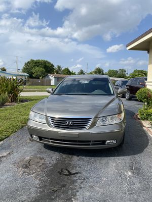 Hydaui Azera Limited Edition (Clean Title) for Sale in FL, US