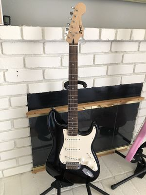 Squier Bullet Strat Fender electric guitar for Sale in Martinez, CA