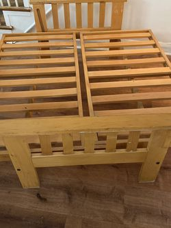 Wooden Futon for Sale in Baltimore,  MD