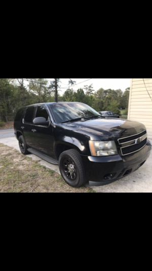 07 Chevy TAHOE POLICE PACKAGE for Sale in Columbia, SC