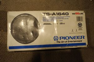 """Vintage Old School Pioneer TS-A1640 100W 6.5"""" Two-Way Car Speakers for Sale in Portland, OR"""
