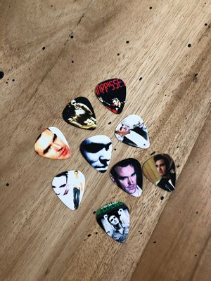 Morrissey guitar picks for Sale in Los Angeles, CA