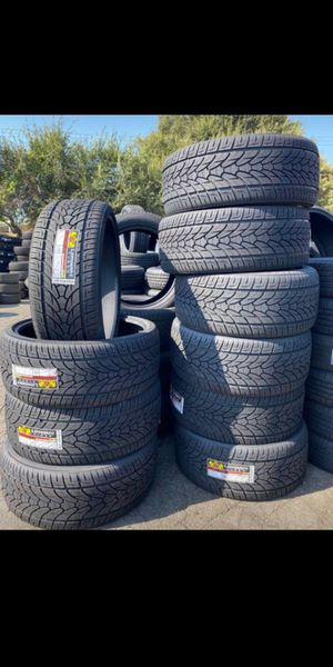 "LIONHART TIRES - ALL SIZES 14"" 15"" 16"" 17"" 18"" 19"" 20"" 22"" 24"" 26"" BRAND NEW 14"" Starting @ $39 Each for Sale in Westminster, CA"