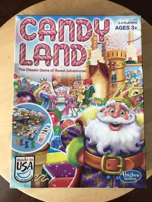 Candy Land Board Game for Sale in Hillsborough, CA