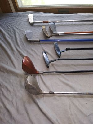 Golf clubs 5.00 each for Sale in Joliet, IL
