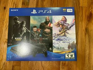 PS4 Slim 1TB $225 for Sale in Irving, TX