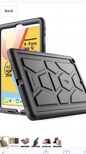 iPad 10.2 2019 tablet case for Sale in White Marsh, MD