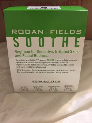Rodan and fields soothe set- brand new for Sale in Davie, FL