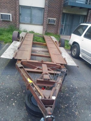 Car Trailer for Sale in Hillcrest Heights, MD