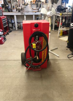 Gas caddy made by Todd for Sale in Modesto, CA