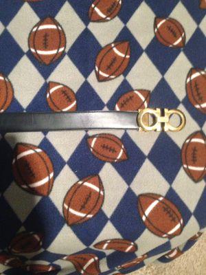 Salvatore Ferragamo belt reversible for Sale in Millersville, MD