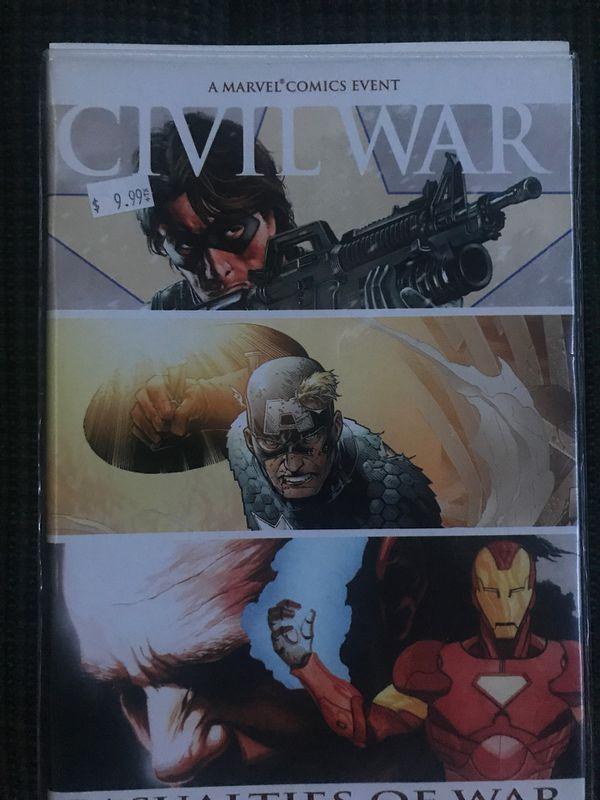 Marvel Comics: Civil War