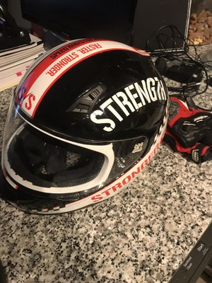 Speed and Strength helmet for Sale in Fort Washington, MD