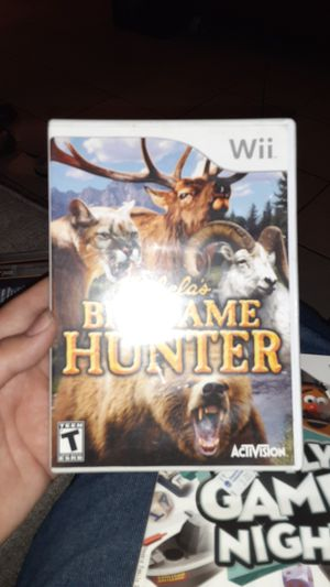 5 Wii games and 1 ps3 game for Sale in Las Vegas, NV