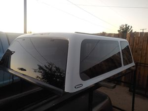 Snug top camper shell for tundra for Sale in Apple Valley, CA