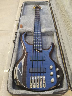 Ibanez BTB 5 String Bass for Sale in San Diego, CA