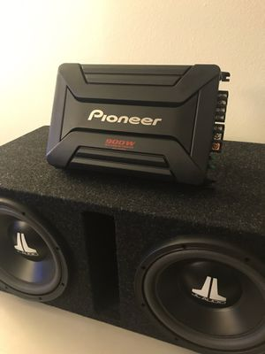 Subwoofers for Sale in San Diego, CA