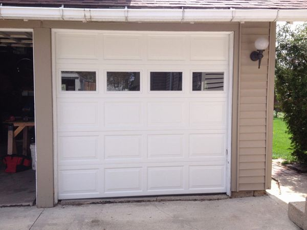 Garage doors for sale $799 installed , we also repair w free service call
