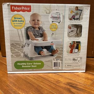 Fisher-Price Booster Seat Deluxe Brand New for Sale in Arcadia, CA