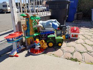 Free toys for Sale in Chula Vista, CA