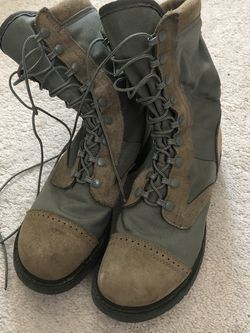 Military Boots Size 9 for Sale in Gaithersburg,  MD