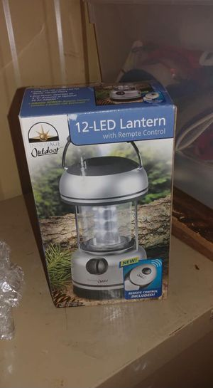 Led lantern for Sale in Moss Point, MS