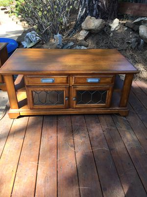 Extending Coffee table with Matching End Table for Sale in Valley Center, CA